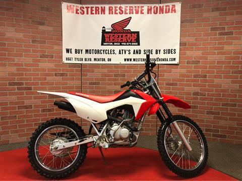 2014 Honda CRF®125FB (Big Wheel) in Mentor, Ohio