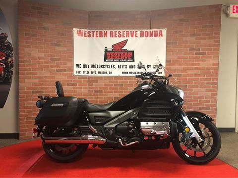 2014 Honda Gold Wing® Valkyrie® in Mentor, Ohio - Photo 1