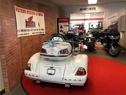 2006 Honda Gold Wing® Airbag in Mentor, Ohio - Photo 4
