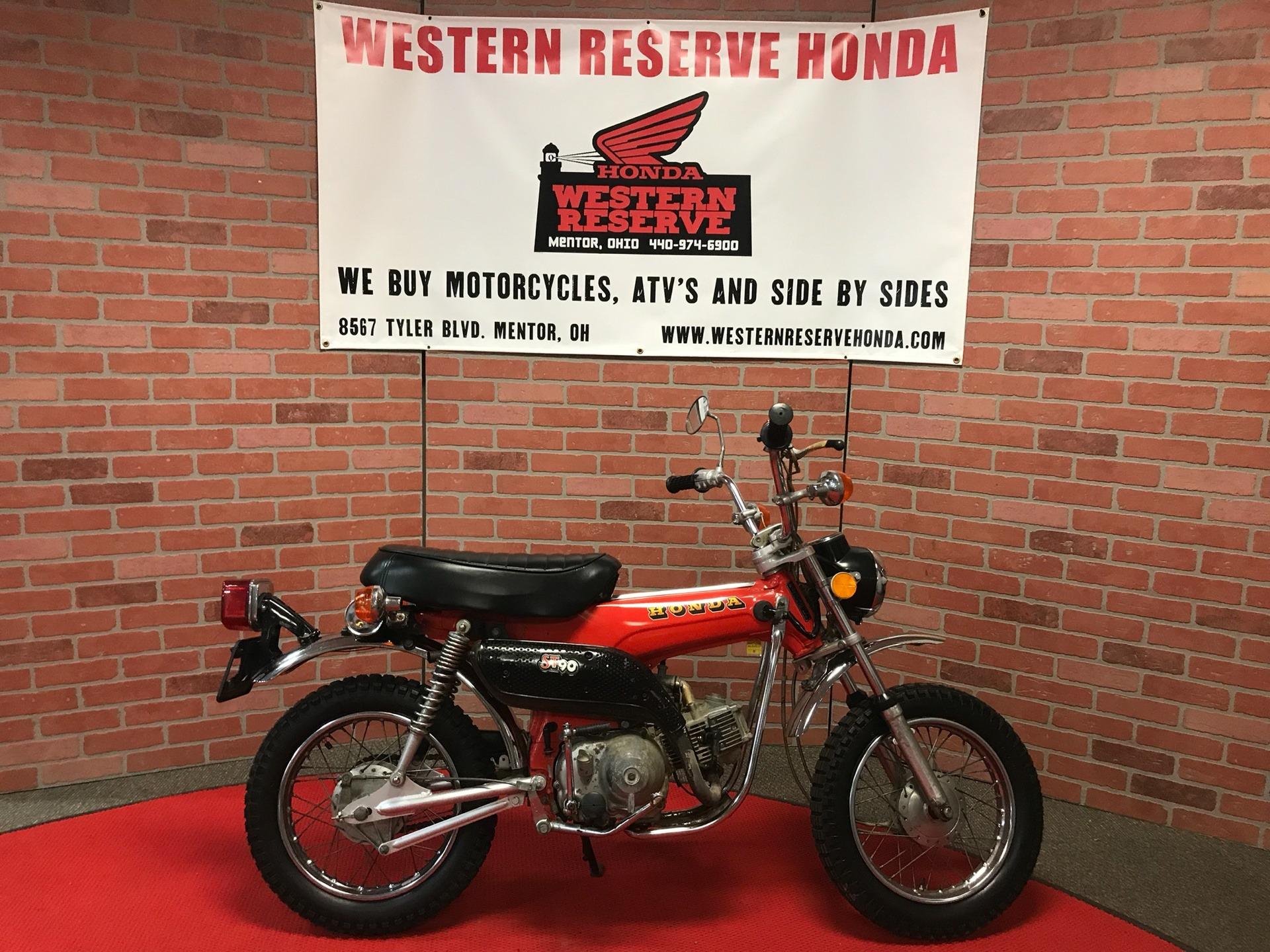 1973 Honda ST 90 in Mentor, Ohio
