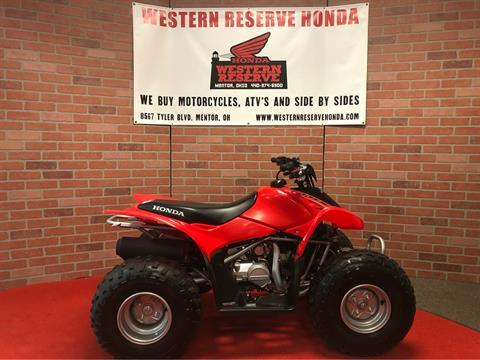 2016 Honda TRX90X in Mentor, Ohio
