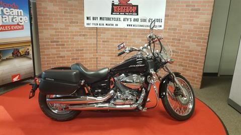 2009 Honda Shadow Spirit 750 In Mentor, Ohio
