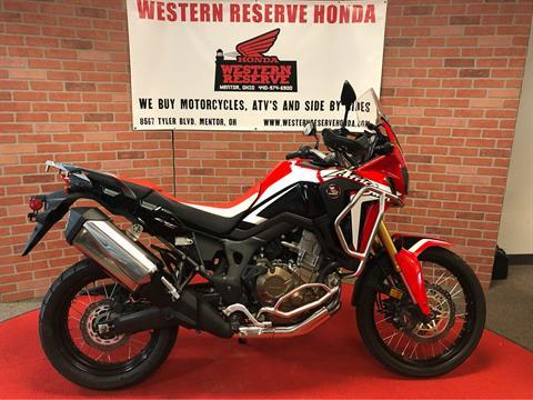 2017 Honda Africa Twin in Mentor, Ohio - Photo 1