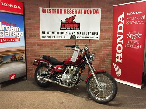 2015 Honda Rebel in Mentor, Ohio