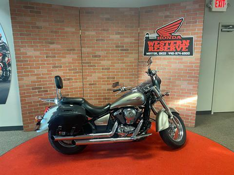2007 Kawasaki Vulcan® 900 Classic in Mentor, Ohio - Photo 1