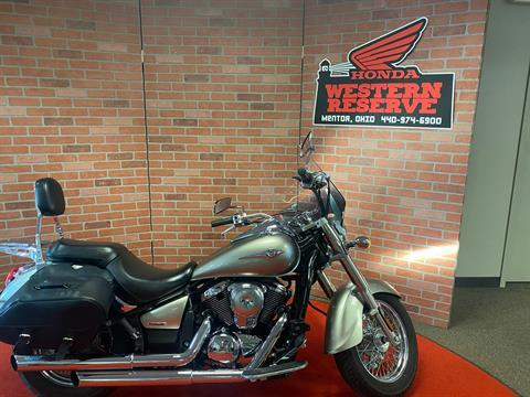 2007 Kawasaki Vulcan® 900 Classic in Mentor, Ohio - Photo 2