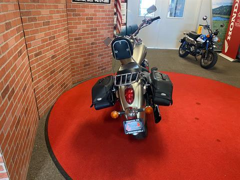 2007 Kawasaki Vulcan® 900 Classic in Mentor, Ohio - Photo 4