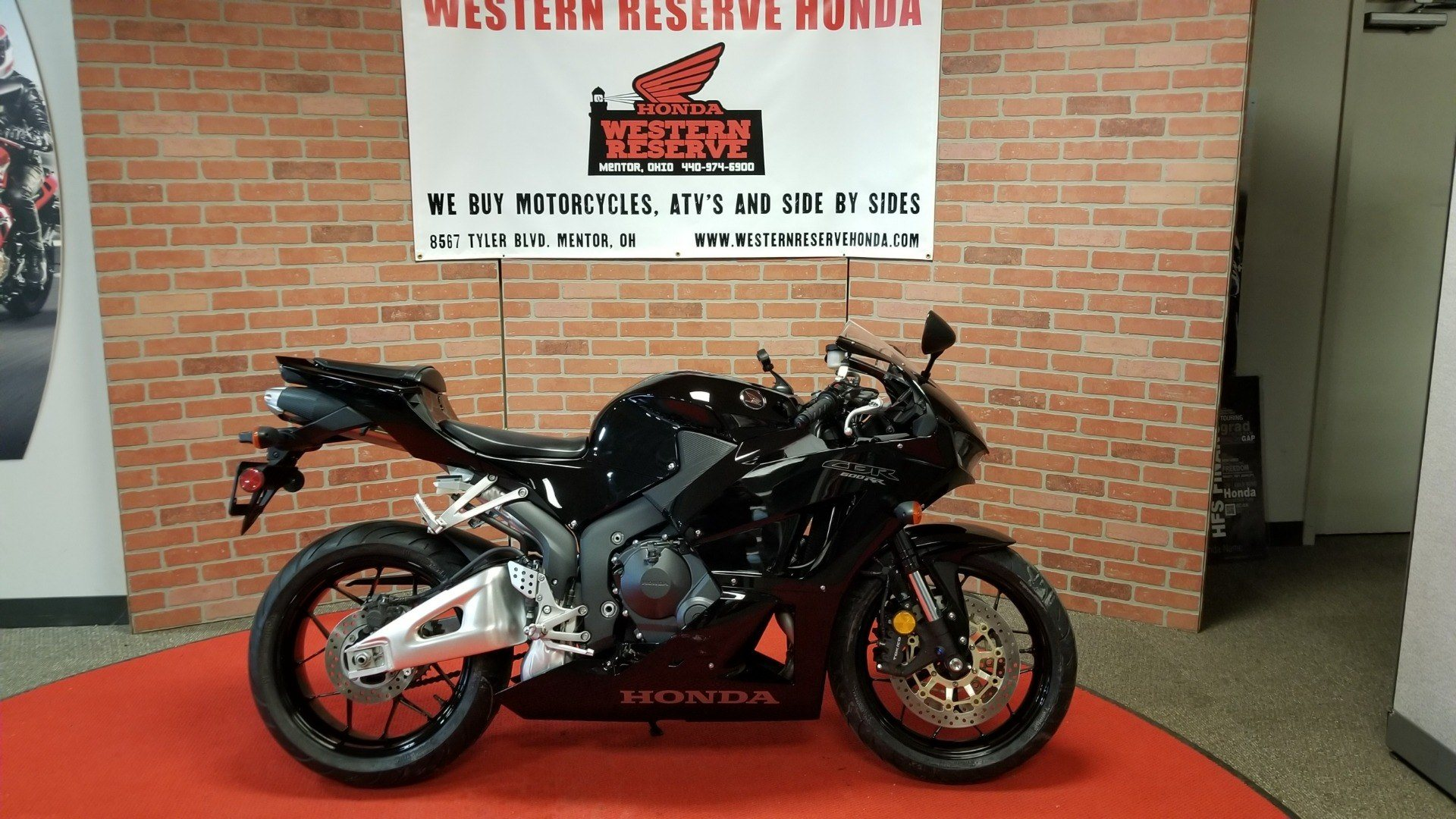 2014 Honda CBR®600RR in Mentor, Ohio