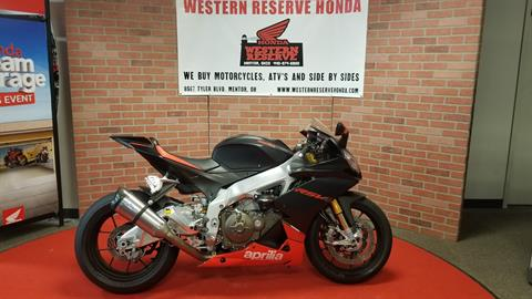 2014 Aprilia RSV4 Factory APRC ABS in Mentor, Ohio