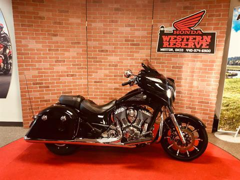 2018 Indian Chieftain® Limited ABS in Mentor, Ohio - Photo 1