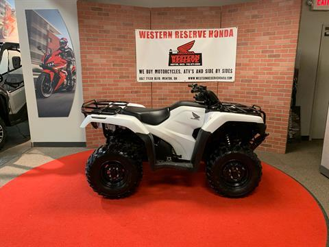 2016 Honda FourTrax Rancher 4X4 Automatic DCT IRS EPS in Mentor, Ohio