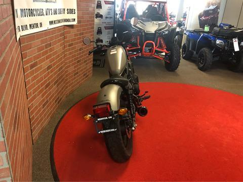 2018 Honda Rebel 500 in Mentor, Ohio - Photo 4