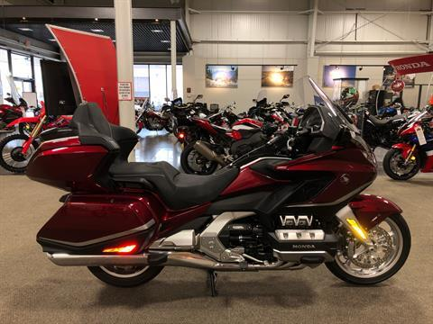 2021 Honda Gold Wing Tour Automatic DCT in Mentor, Ohio - Photo 1