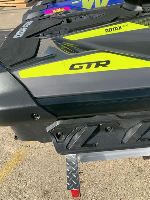 2021 Sea-Doo GTR 230 iBR + Sound System in Kenner, Louisiana - Photo 5