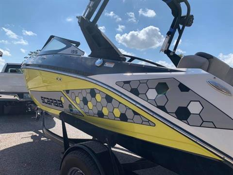 2019 Scarab 195 WAKE EDITION in Kenner, Louisiana - Photo 4