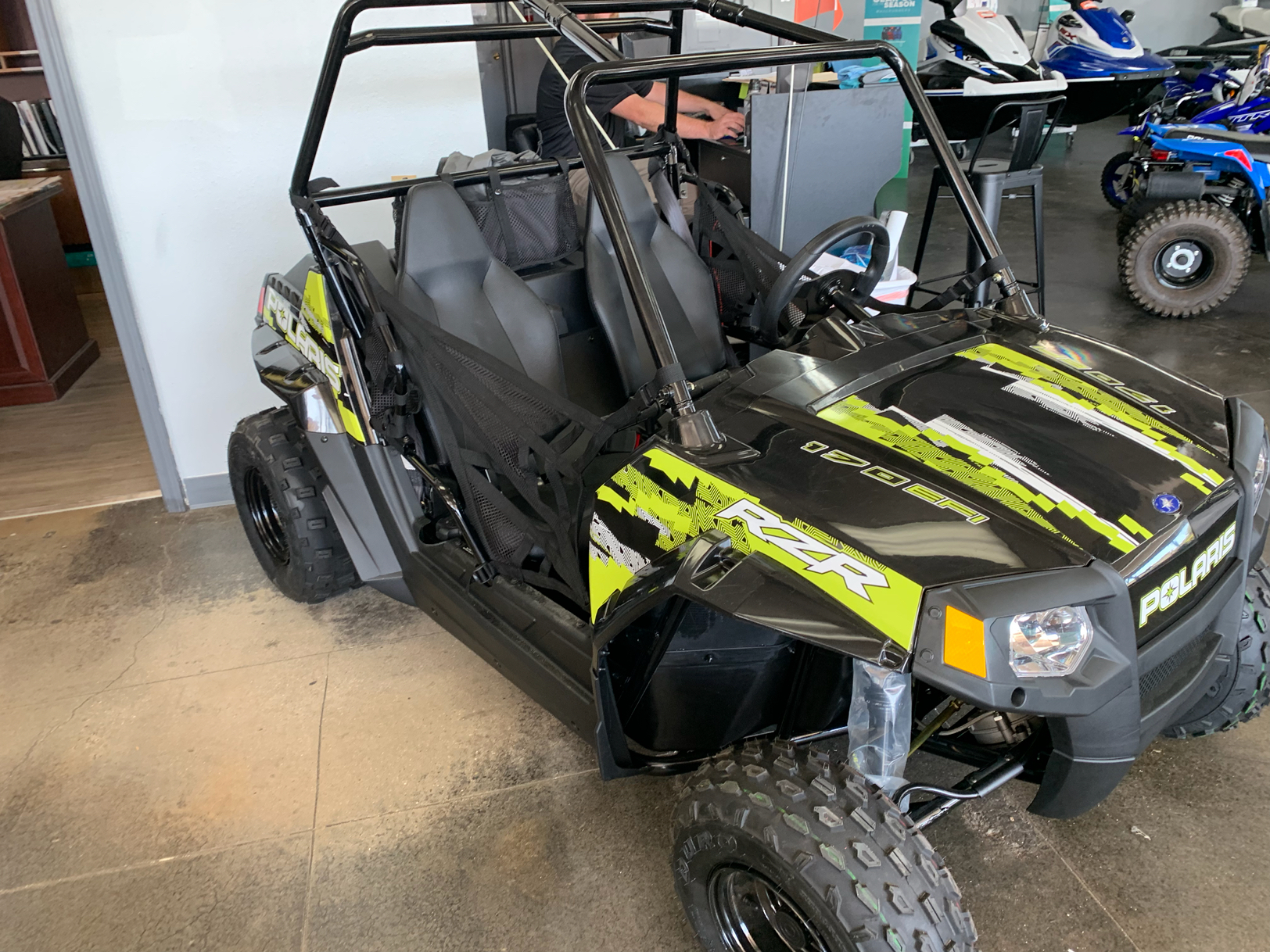 2019 Polaris RZR 170 EFI in Kenner, Louisiana - Photo 3