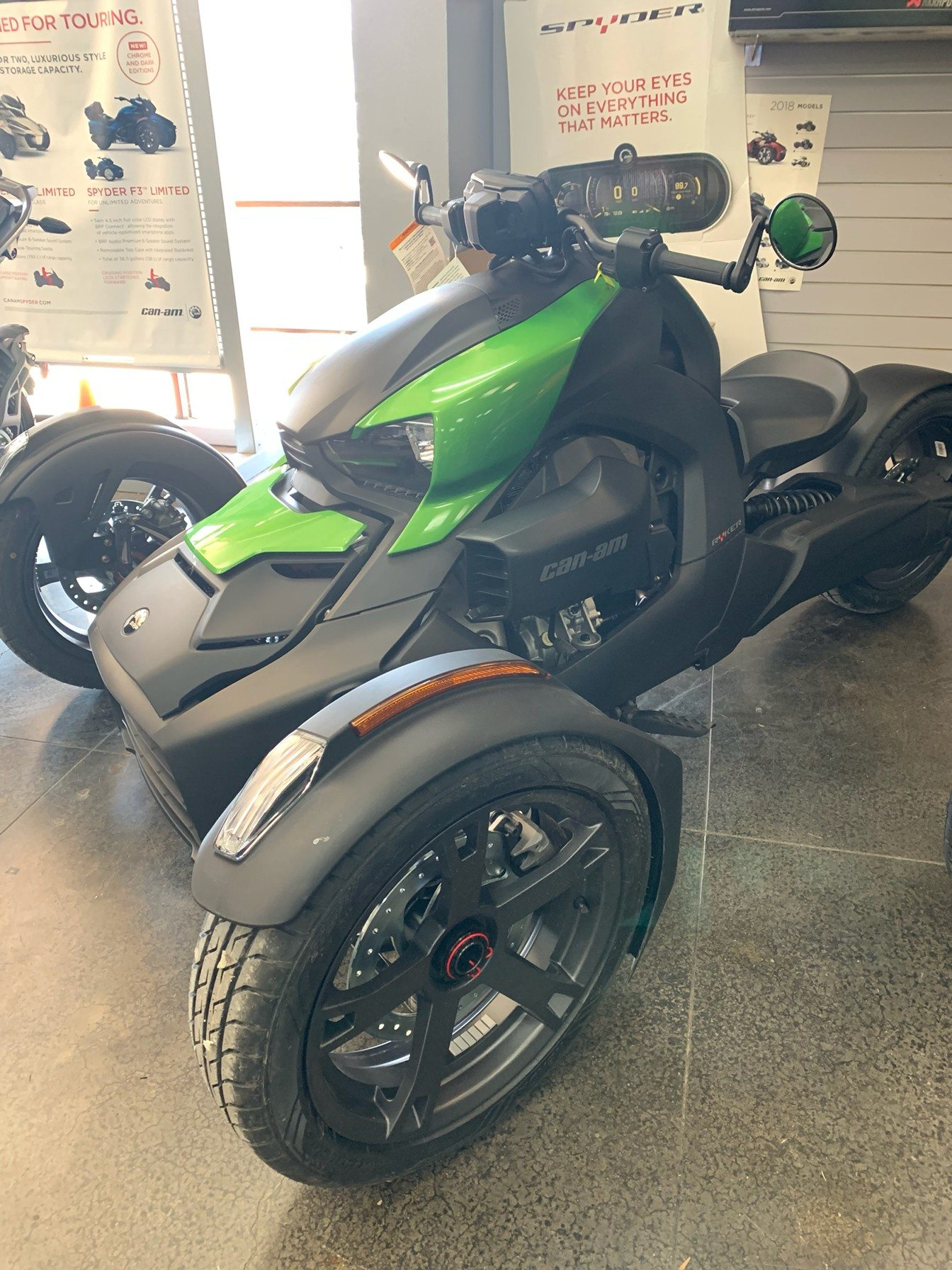 2020 Can-Am Ryker 900 ACE in Kenner, Louisiana - Photo 2