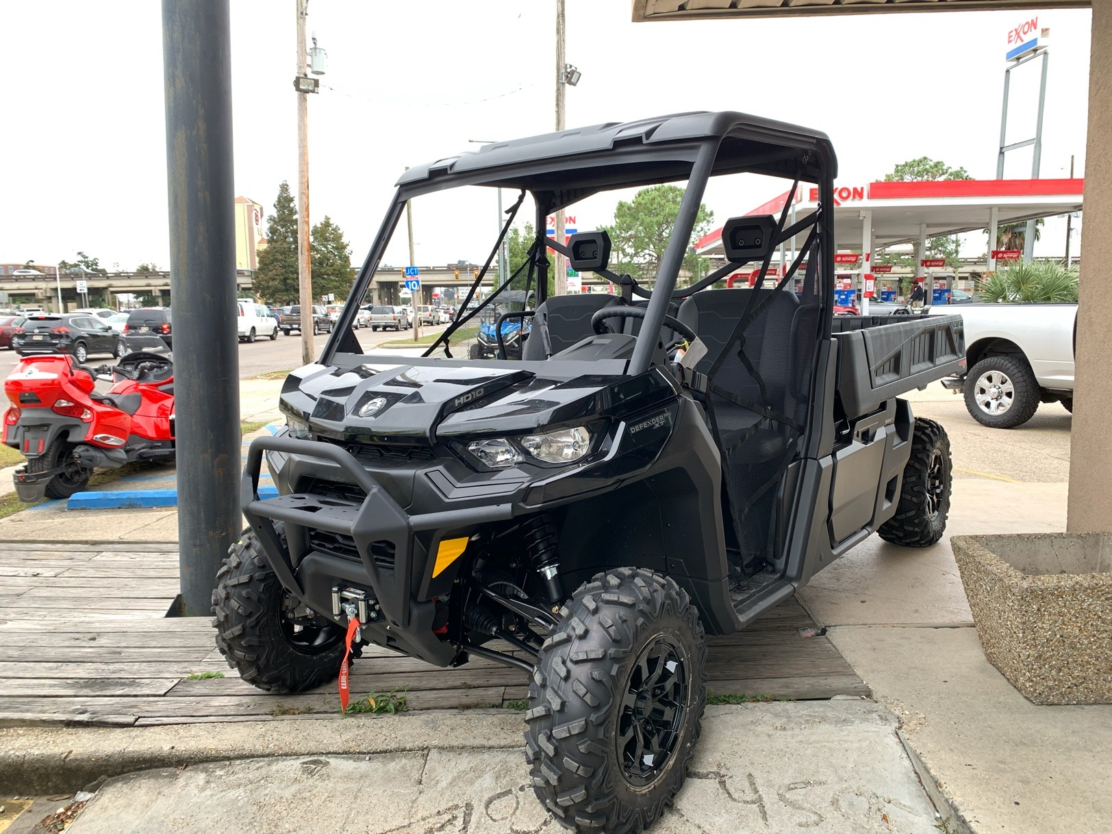 2020 Can-Am Defender Pro XT HD10 in Kenner, Louisiana - Photo 2