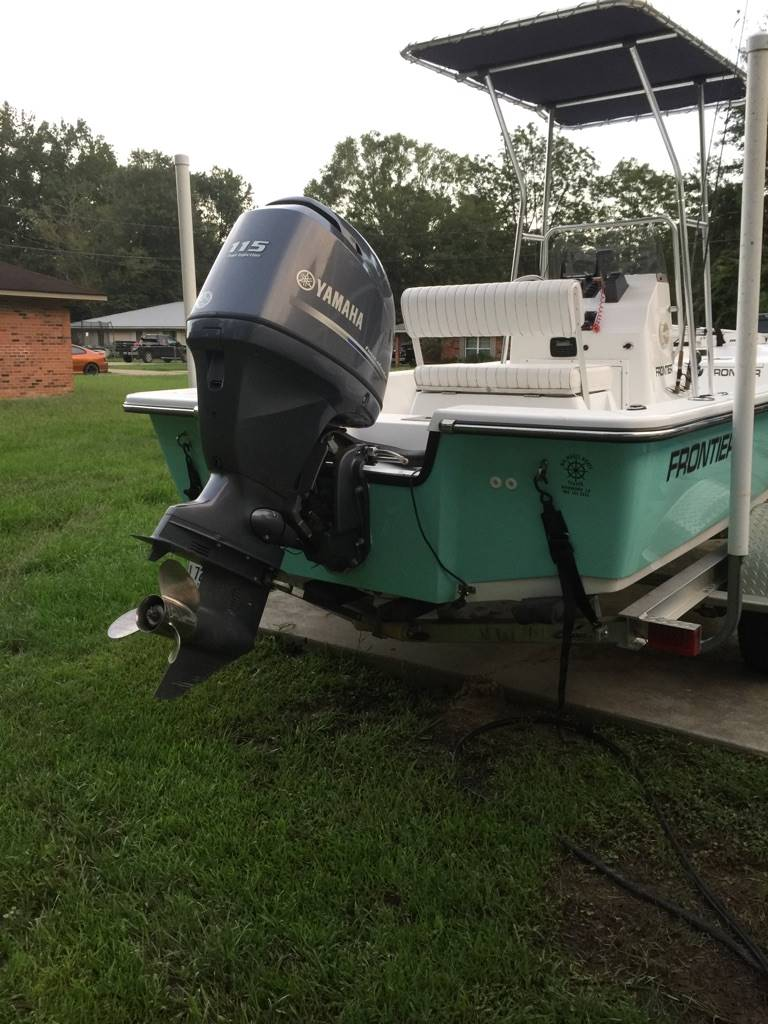 2013 Frontier 180 cc in Kenner, Louisiana
