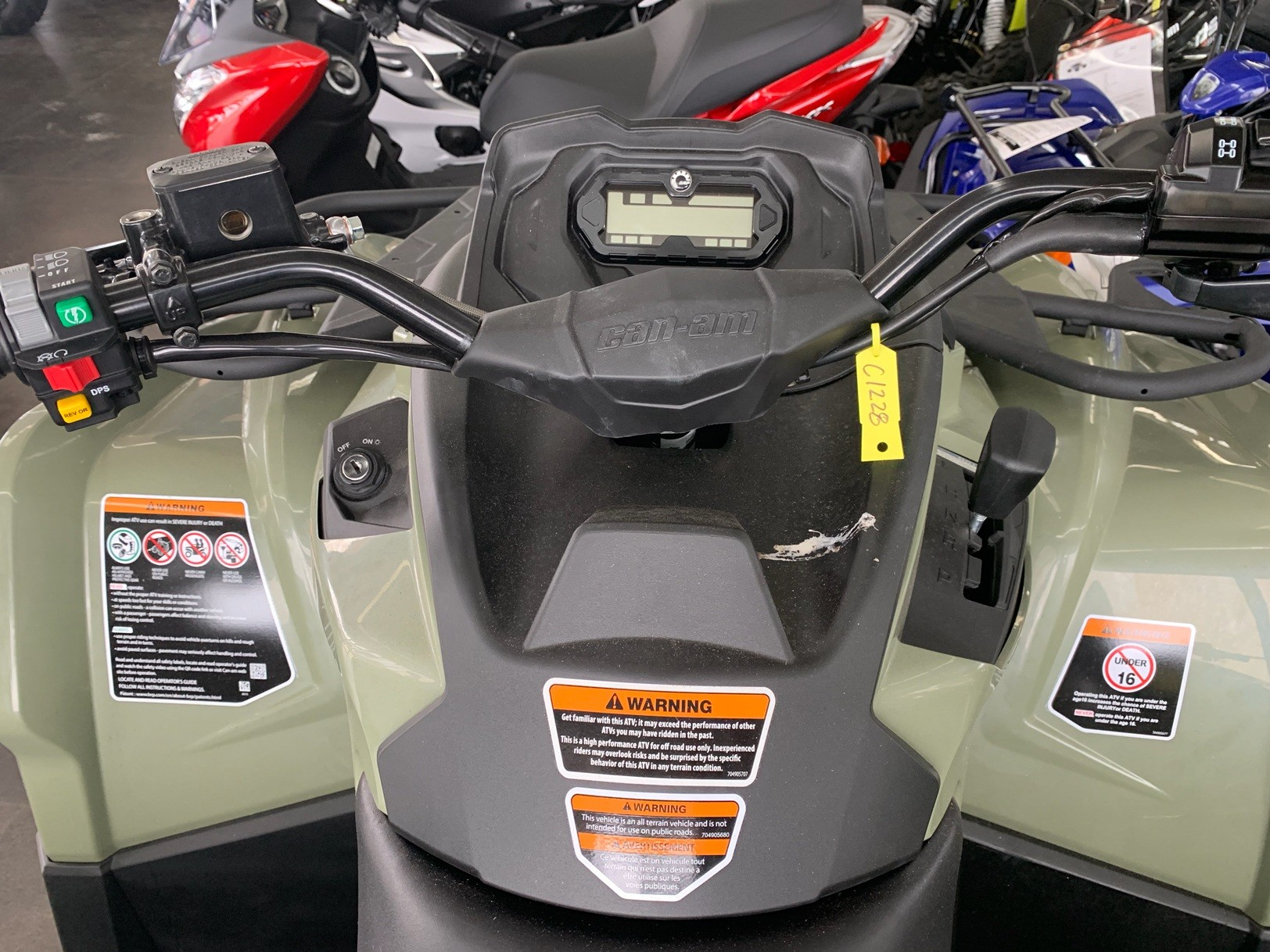 2020 Can-Am Outlander 450 in Kenner, Louisiana - Photo 3