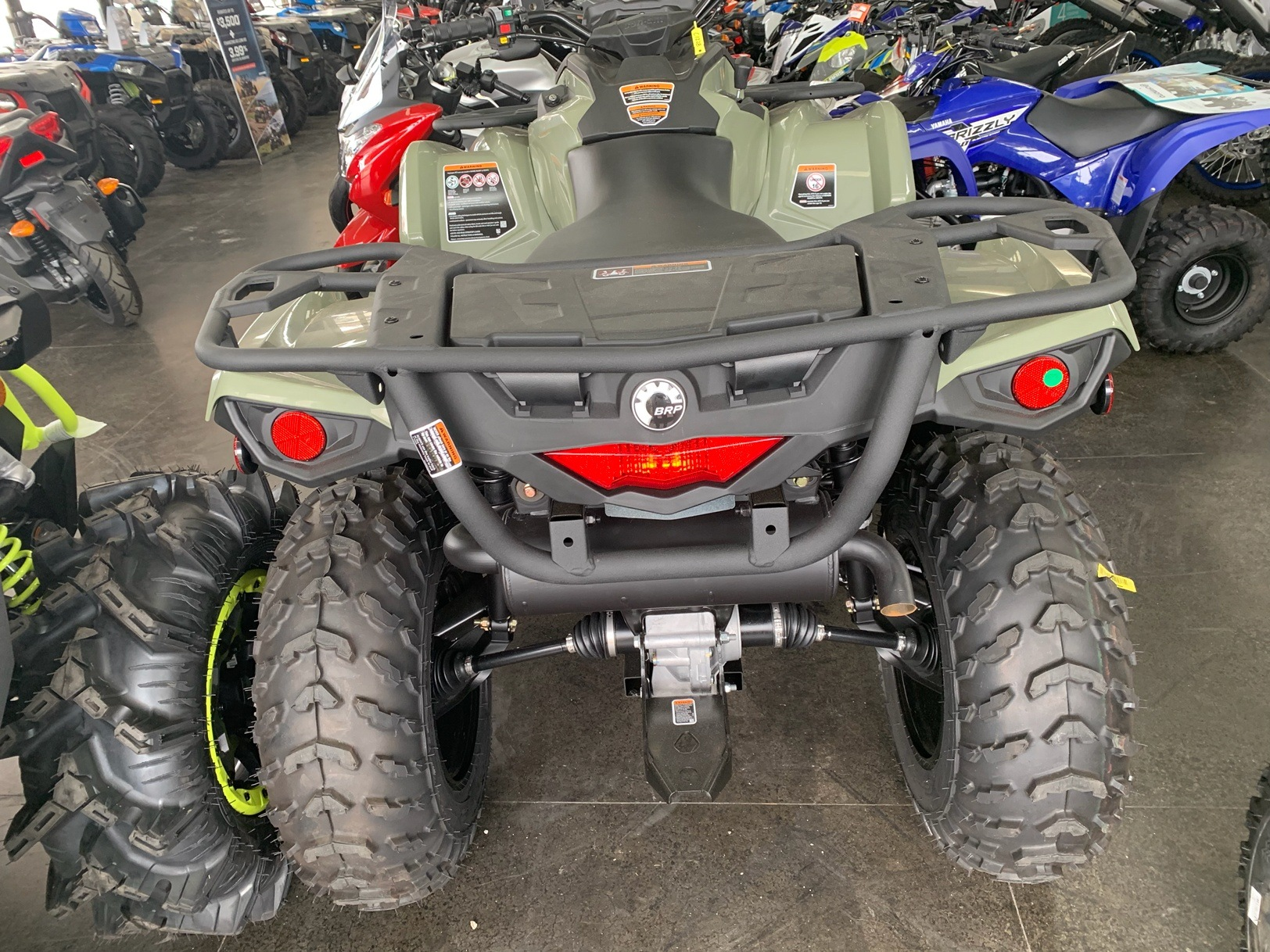2020 Can-Am Outlander 450 in Kenner, Louisiana - Photo 4