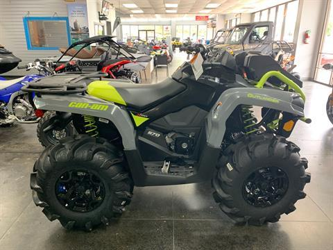2020 Can-Am Outlander X MR 570 in Kenner, Louisiana - Photo 3