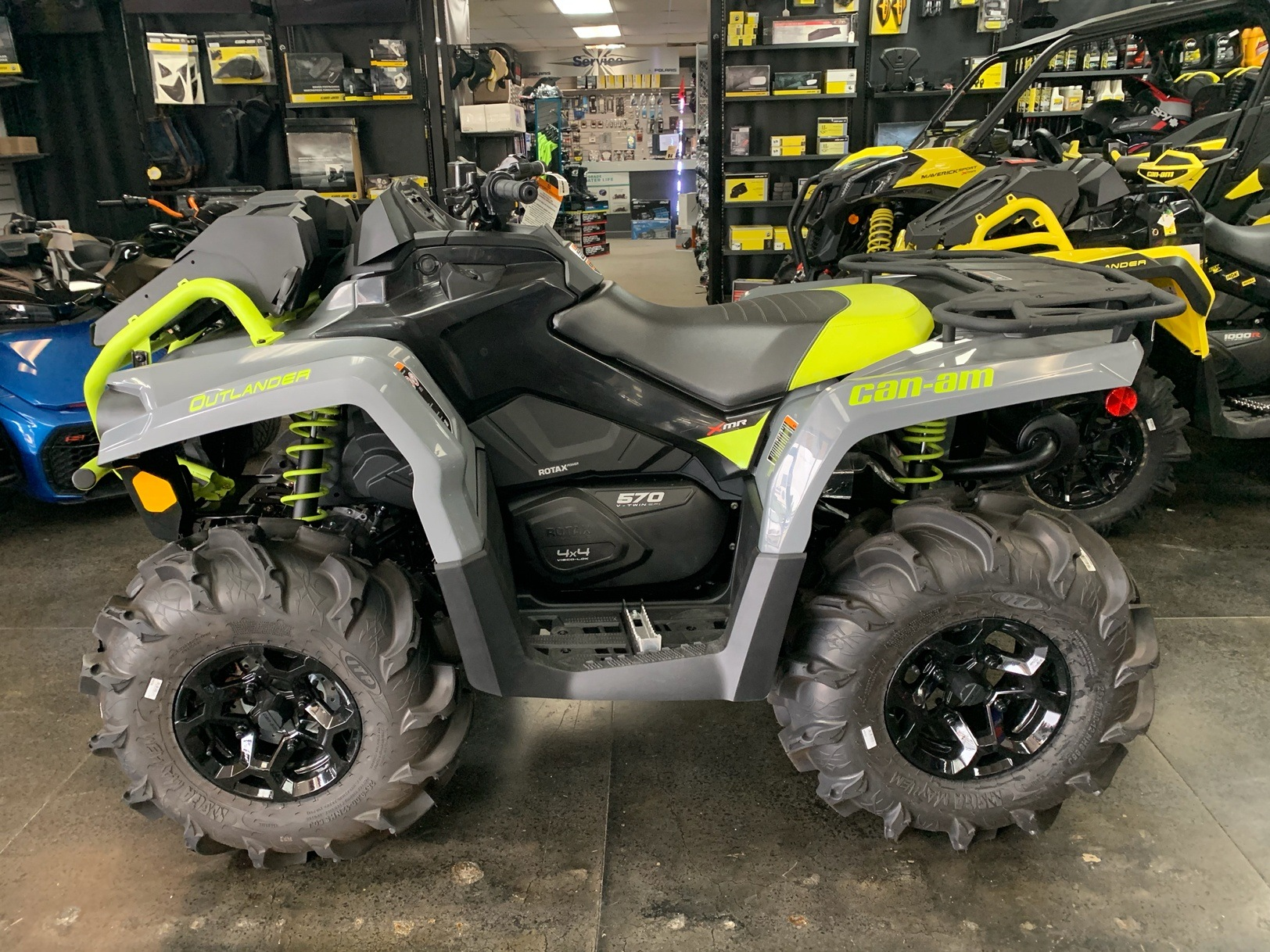 2020 Can-Am Outlander X MR 570 in Kenner, Louisiana - Photo 1