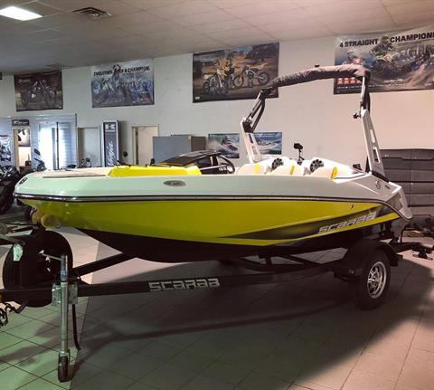2018 Scarab 165 G in Kenner, Louisiana