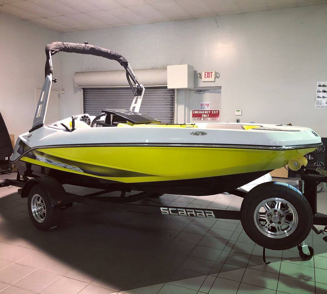 2018 Scarab 165 G in Kenner, Louisiana - Photo 2