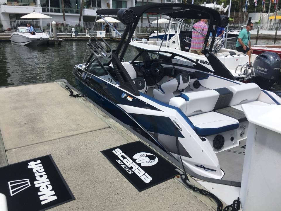 New 2018 Scarab 195 ID Power Boats Inboard in Kenner, LA