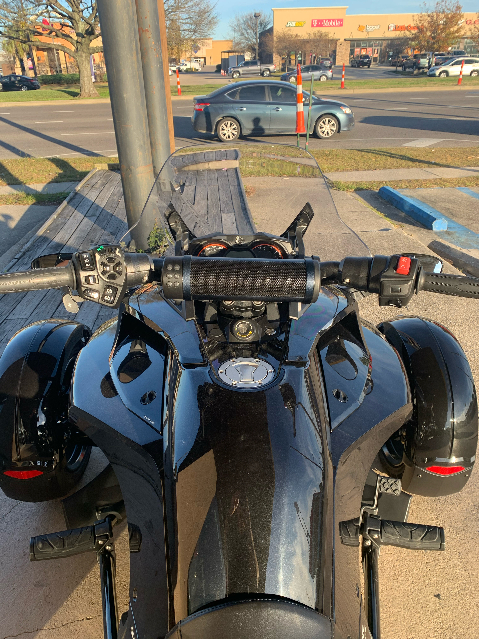 2018 Can-Am Spyder F3 in Kenner, Louisiana - Photo 4