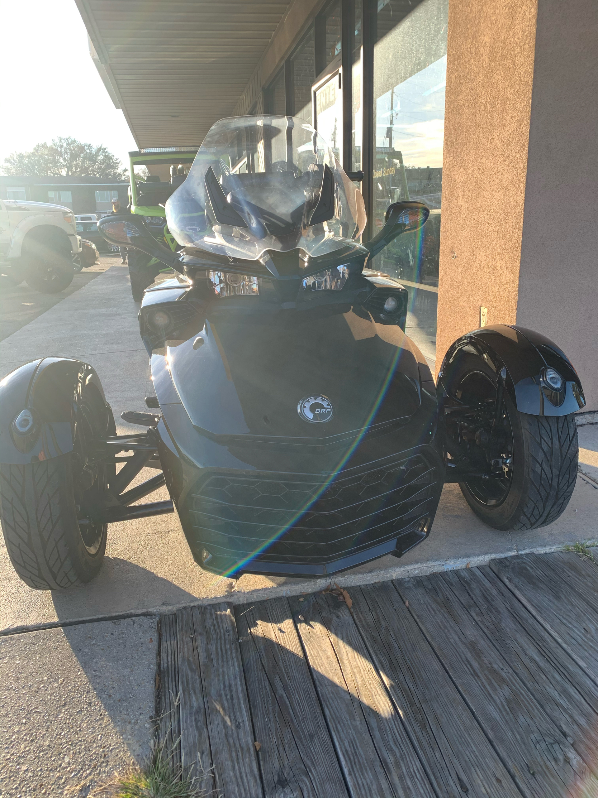 2018 Can-Am Spyder F3 in Kenner, Louisiana - Photo 5