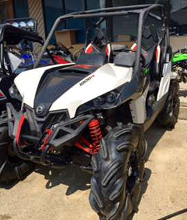 2014 Can-Am Maverick™ X® xc DPS™ 1000R in Kenner, Louisiana