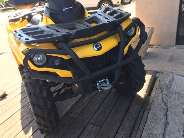2012 Can-Am Outlander™ 1000 XT in Kenner, Louisiana