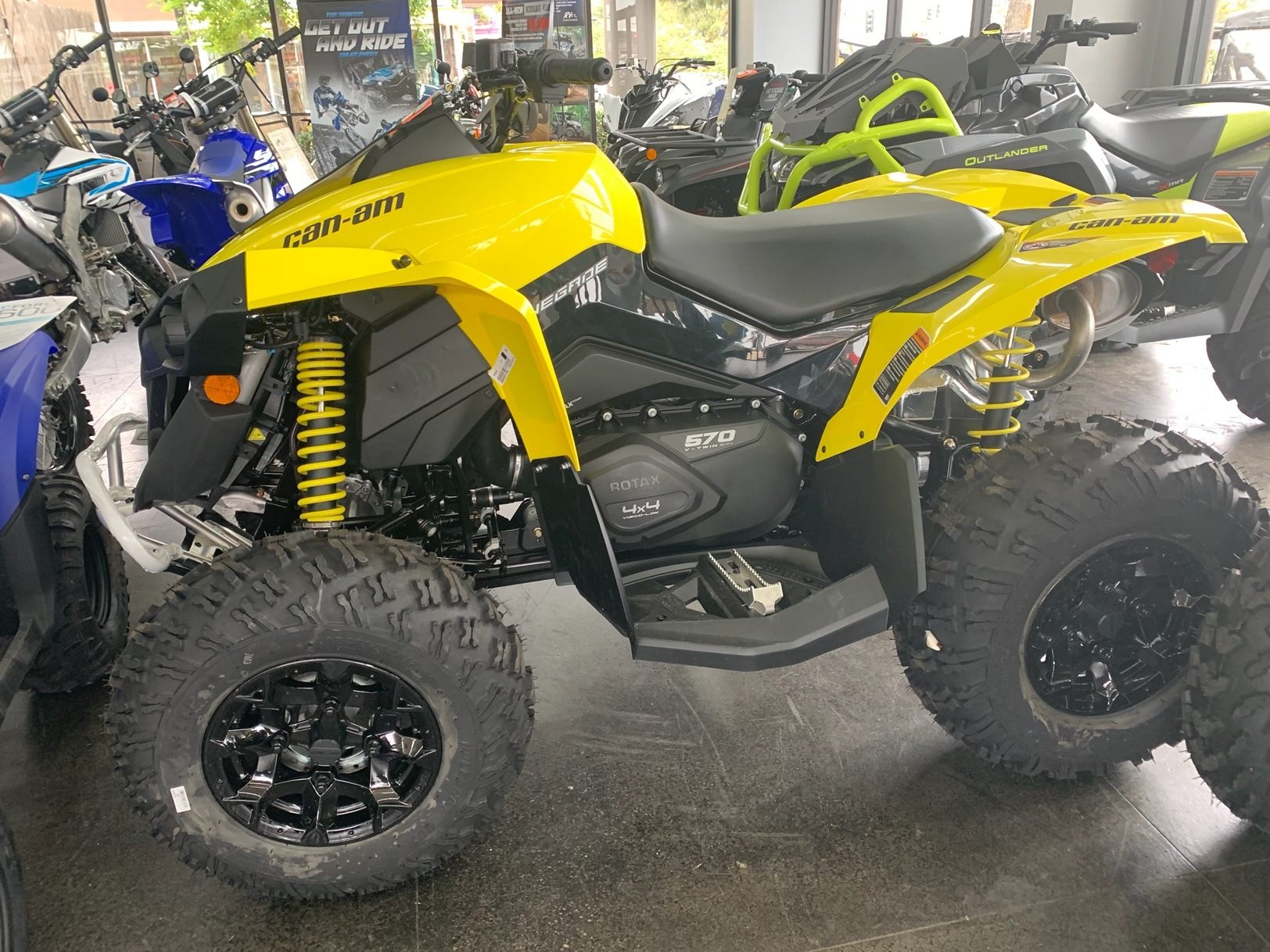 2020 Can-Am Renegade 570 in Kenner, Louisiana - Photo 1