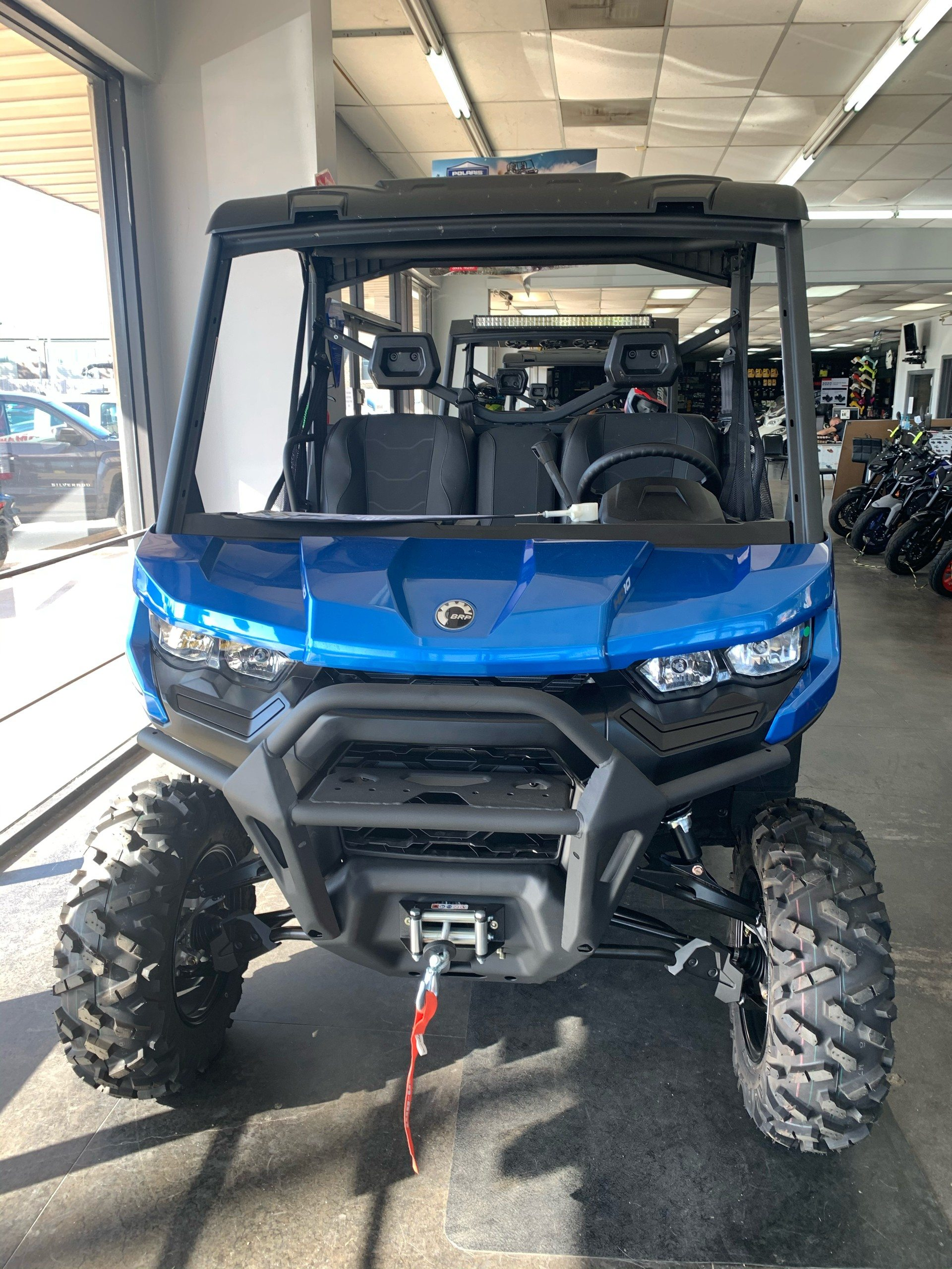2021 Can-Am Defender XT HD10 in Kenner, Louisiana - Photo 2