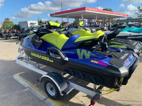 2021 Sea-Doo WAKE 170 iBR in Kenner, Louisiana - Photo 1