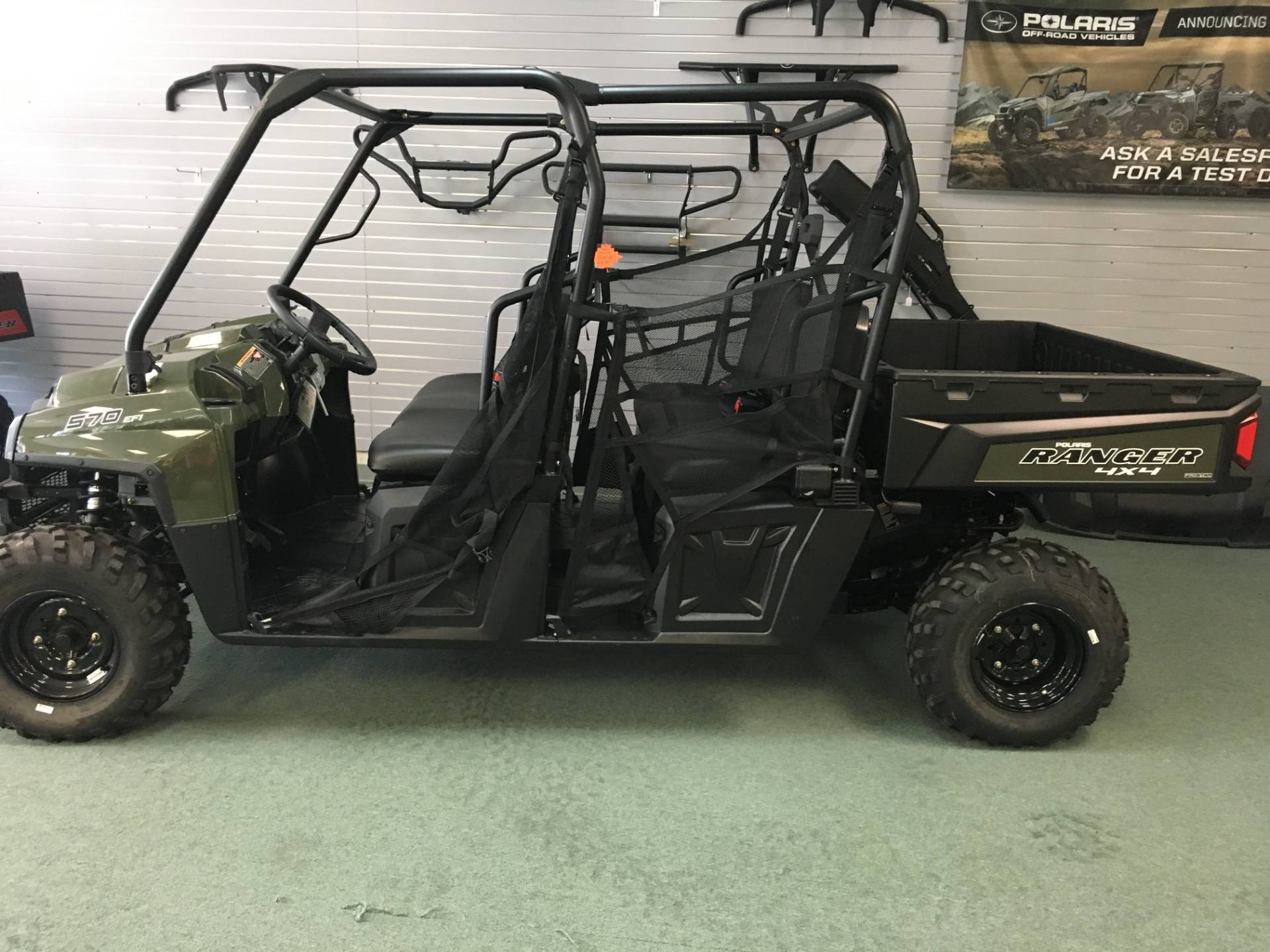 2019 Polaris Ranger Crew 570-6 for sale 3259