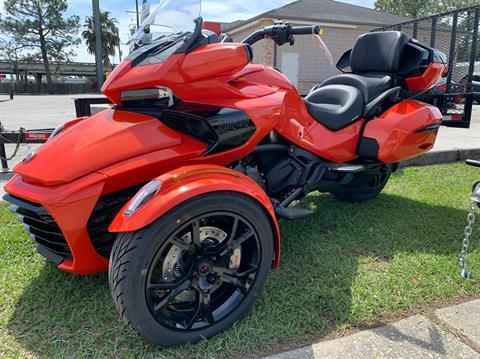 2020 Can-Am Spyder F3 Limited in Kenner, Louisiana - Photo 1