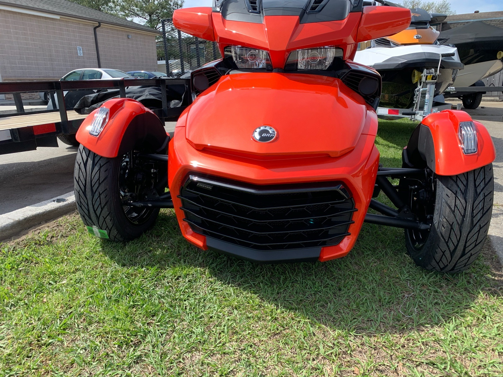 2020 Can-Am Spyder F3 Limited in Kenner, Louisiana - Photo 2