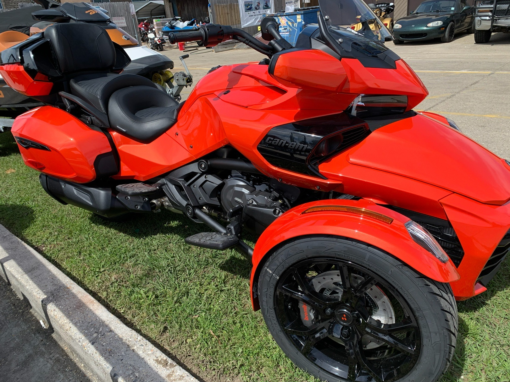 2020 Can-Am Spyder F3 Limited in Kenner, Louisiana - Photo 3