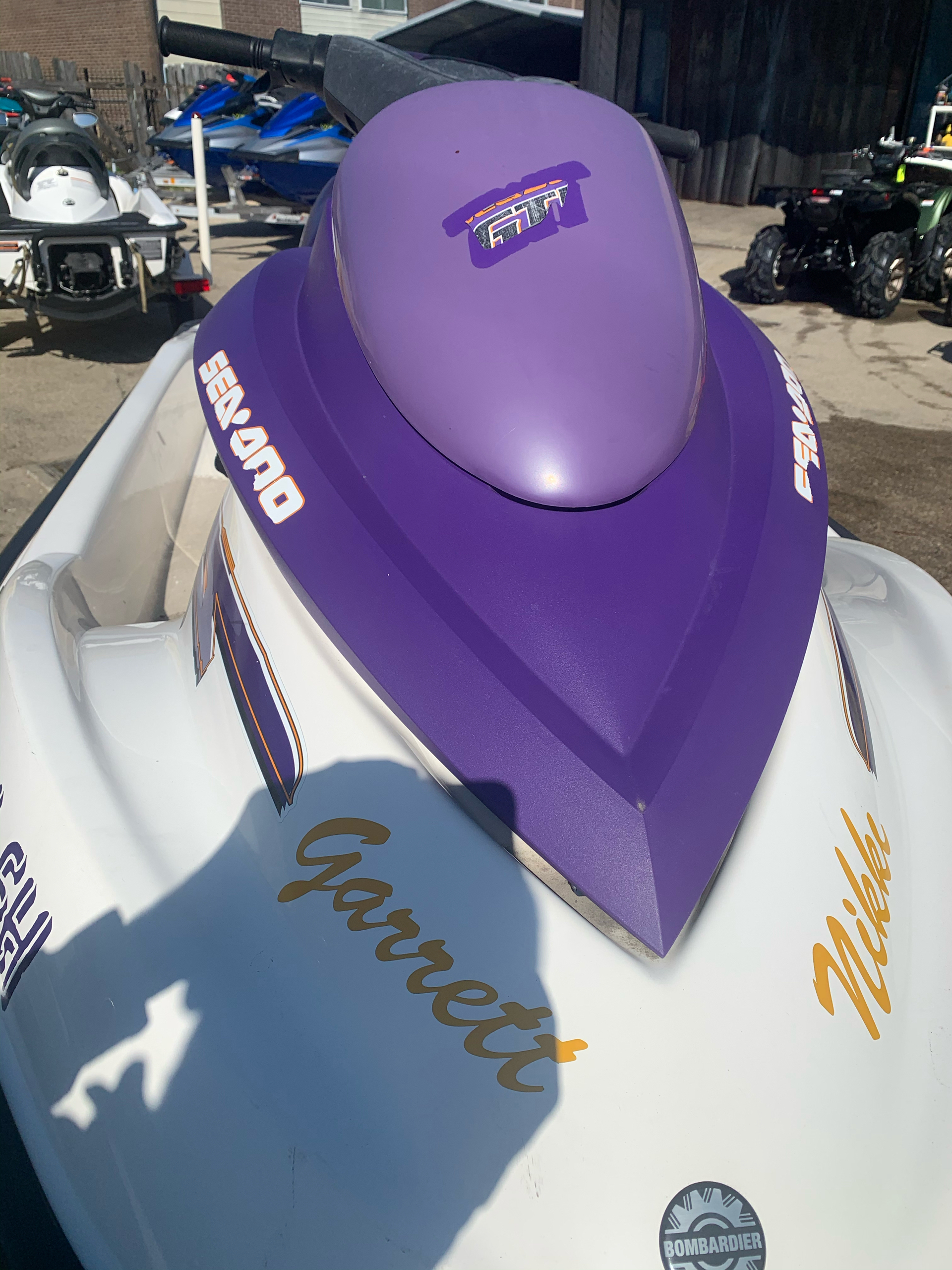 2003 Sea-Doo GTI in Kenner, Louisiana - Photo 6