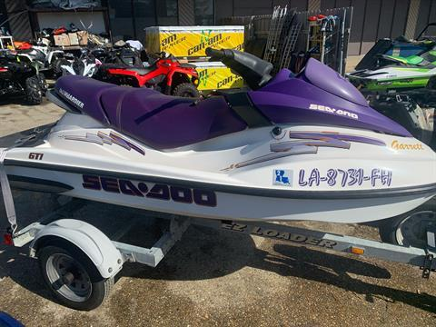 2003 Sea-Doo GTI in Kenner, Louisiana - Photo 7
