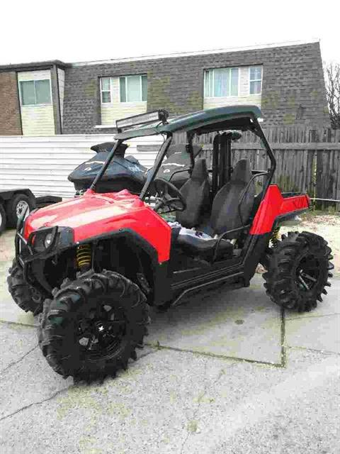 2008 Polaris Ranger RZR in Kenner, Louisiana
