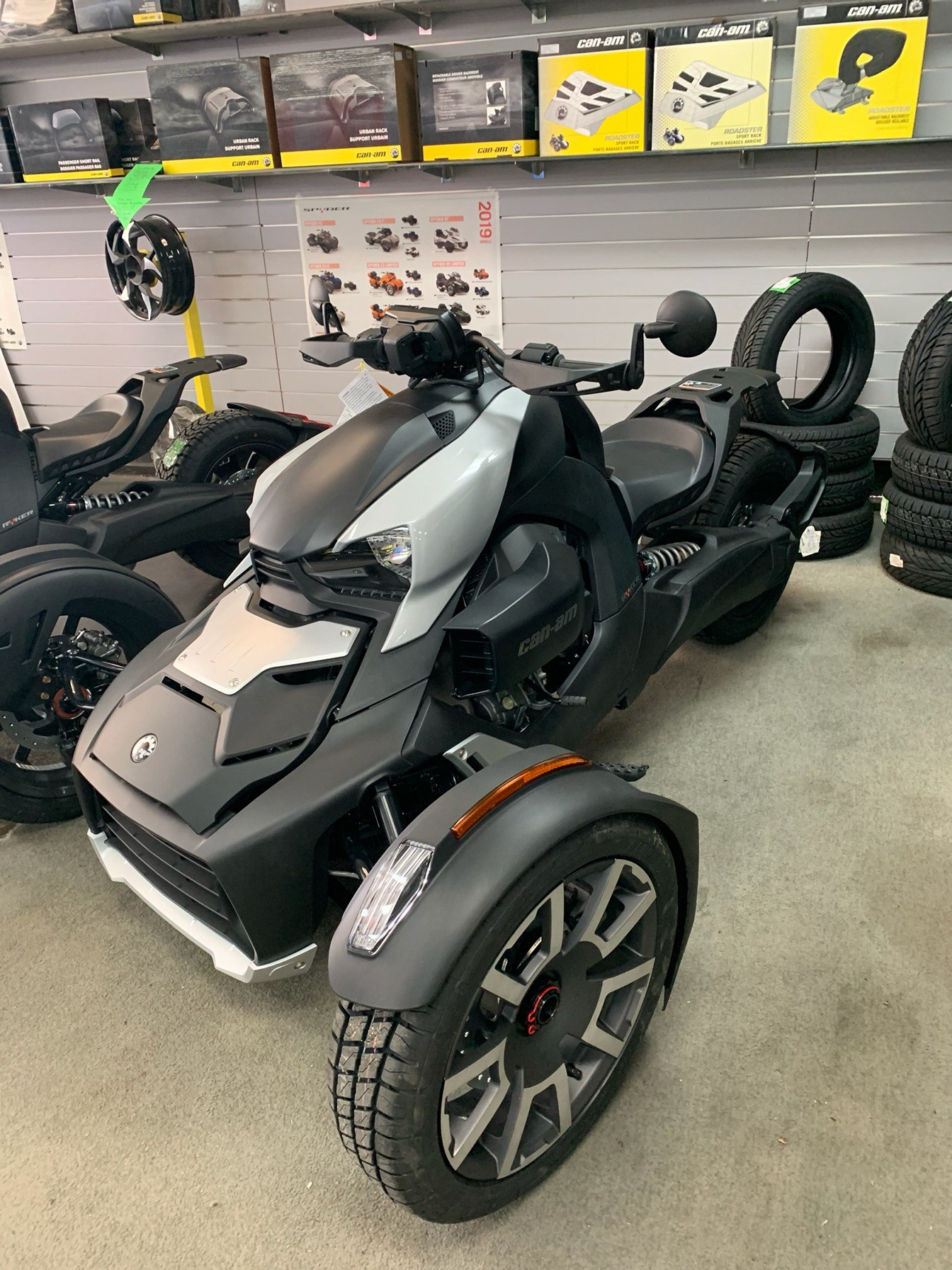 2020 Can-Am Ryker Rally Edition in Kenner, Louisiana - Photo 2