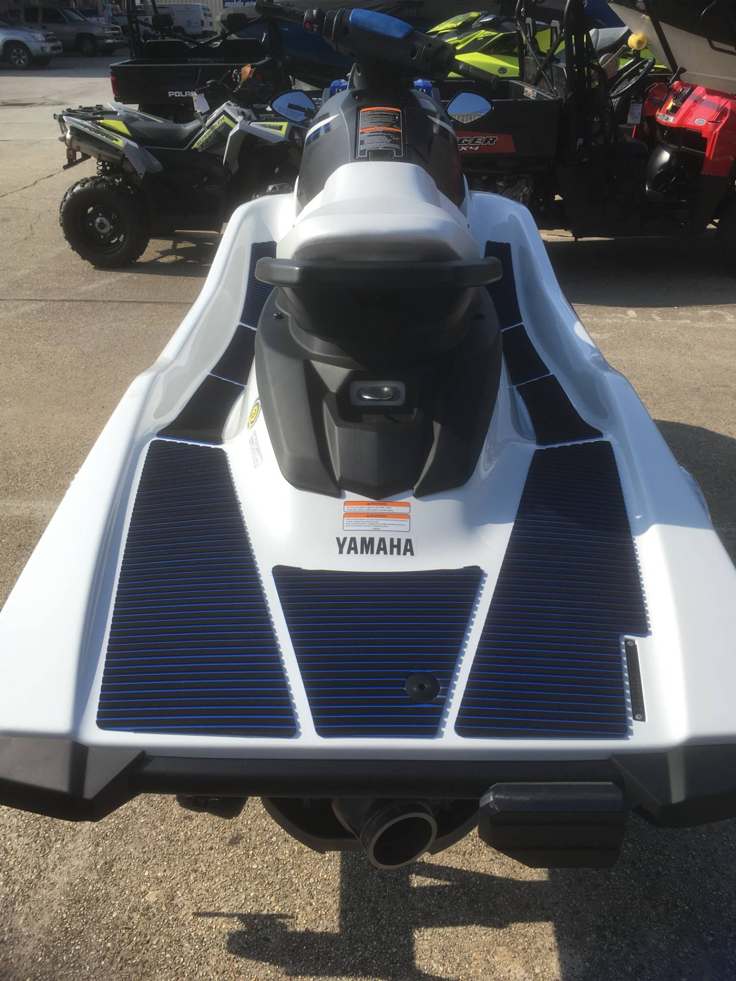 2019 Yamaha EX Sport in Kenner, Louisiana - Photo 3
