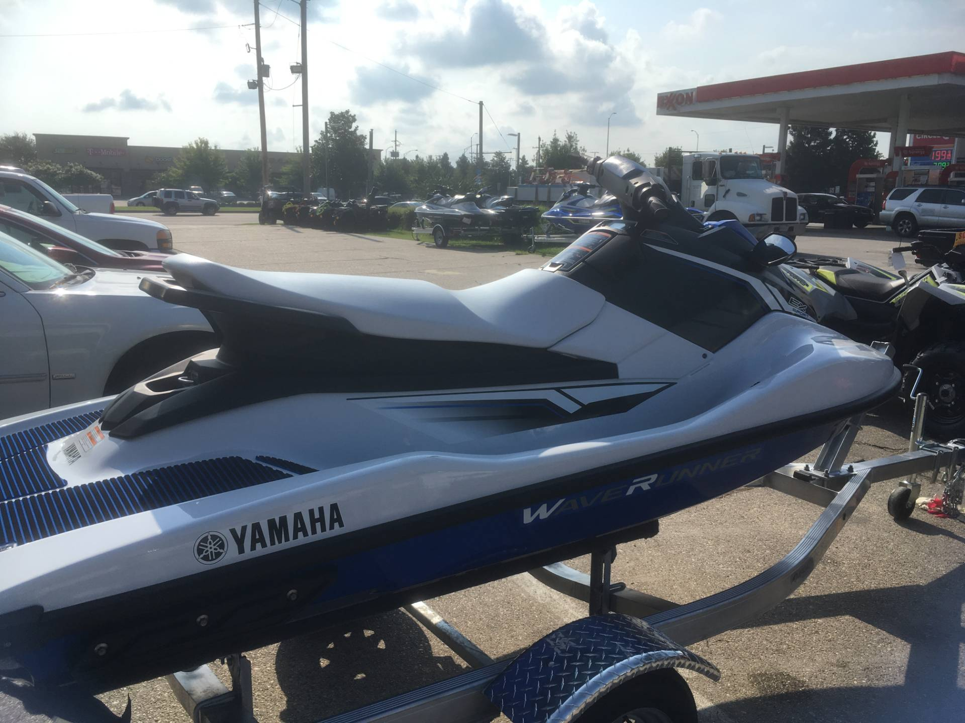2019 Yamaha EX Sport in Kenner, Louisiana - Photo 4