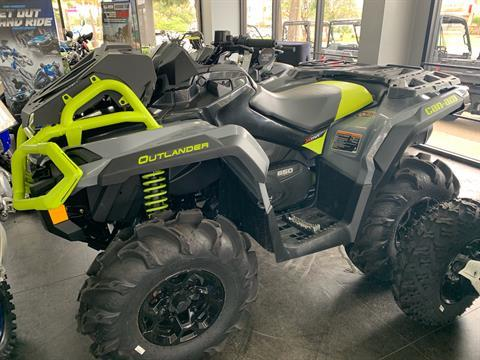 2020 Can-Am Outlander X MR 650 in Kenner, Louisiana - Photo 2