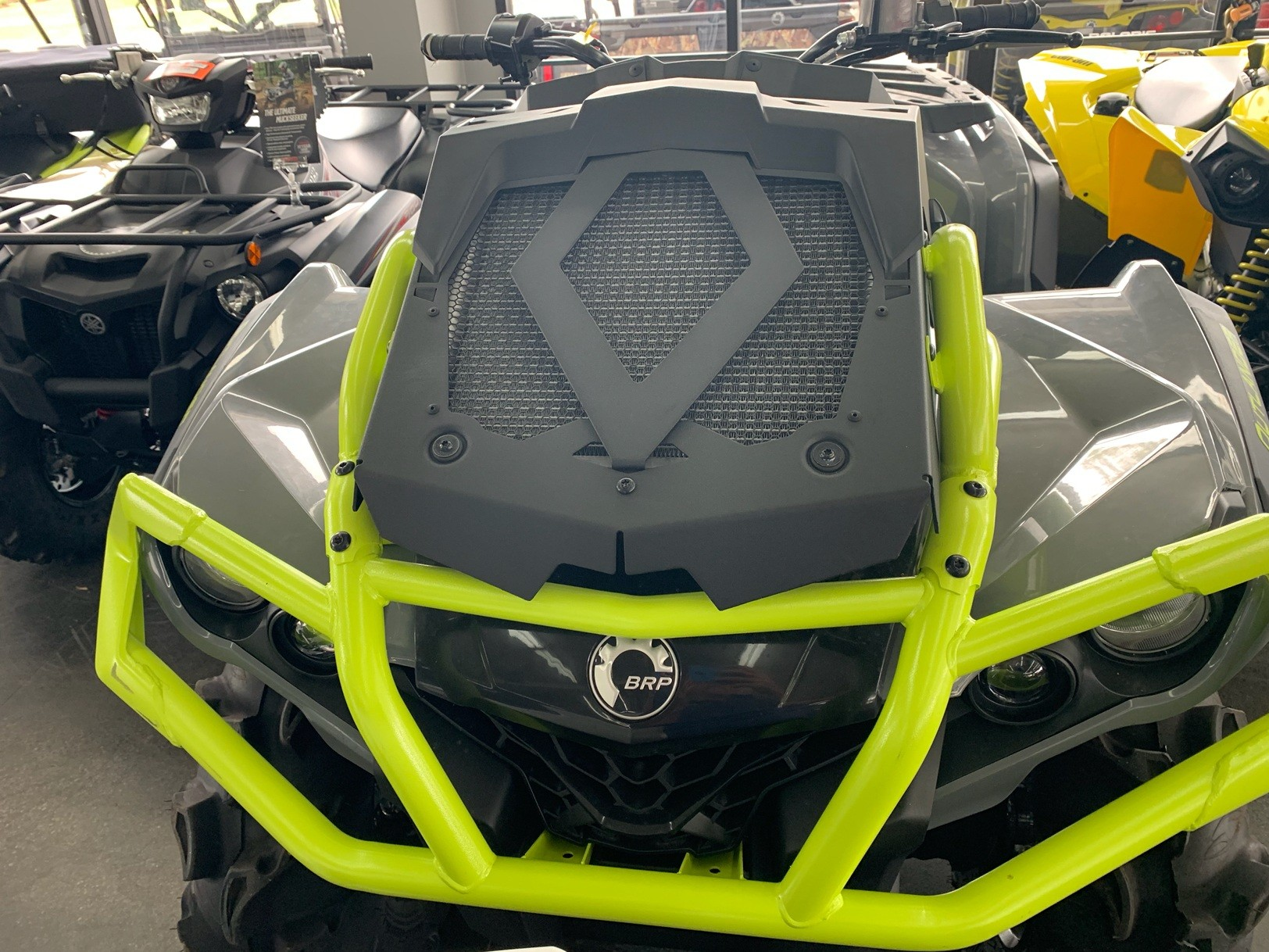 2020 Can-Am Outlander X MR 650 in Kenner, Louisiana - Photo 3