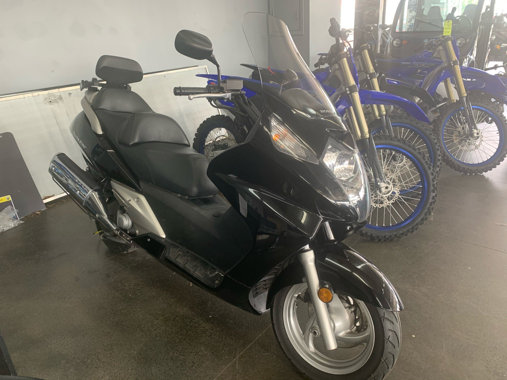 2012 Honda Silver Wing® ABS in Kenner, Louisiana - Photo 3